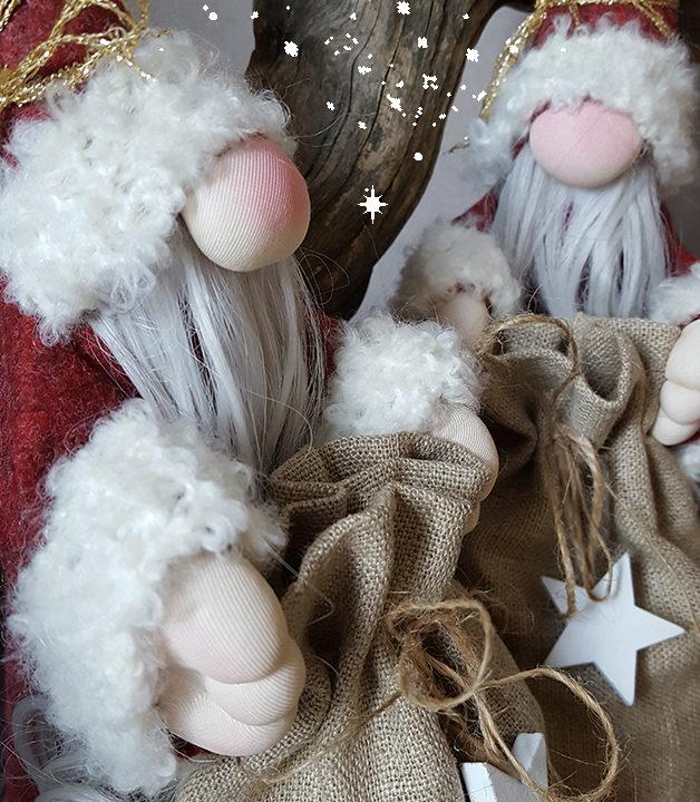 Babbo Natale sacco regalo
