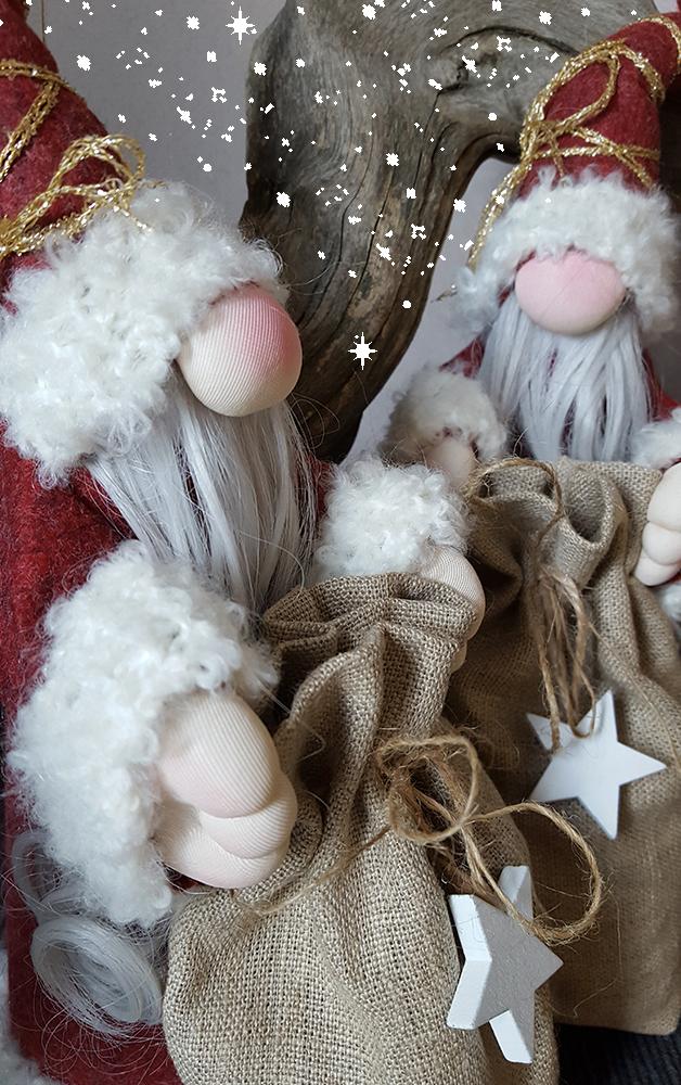 Babbo Natale sacco regalo2