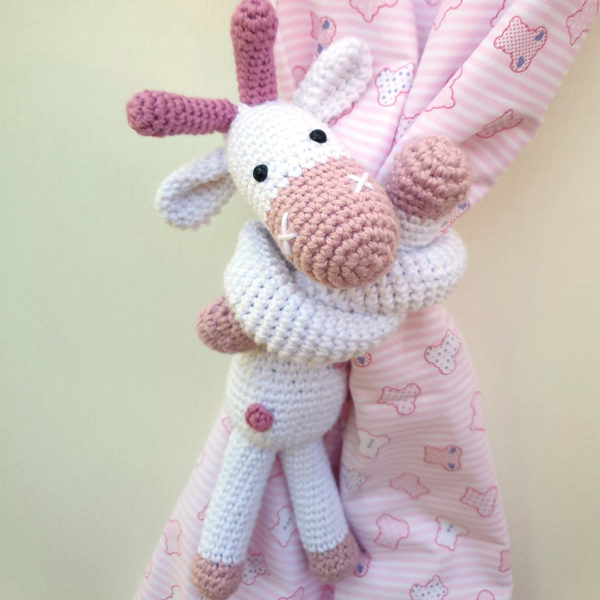 giraffa crochet fermatenda
