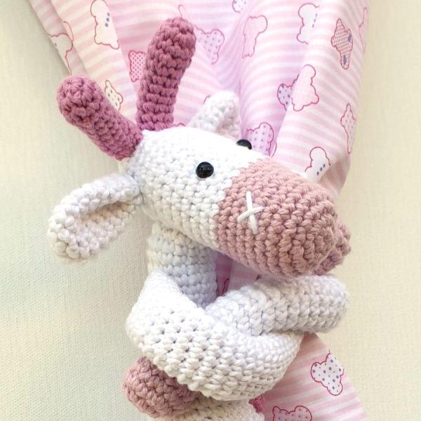 muso giraffa crochet